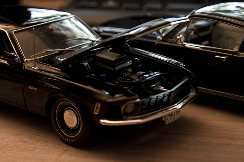 y61 18 1970 Ford Mustang