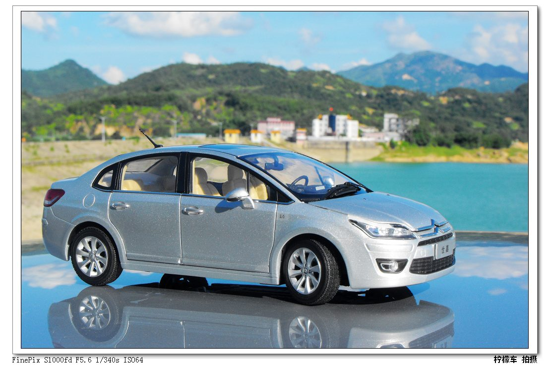 Citroën New China version 1/18 0907222226589b94ccab3d0c3a